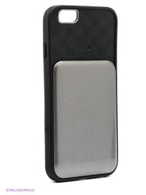 Чехол для iphone 6 WB. Цвет: черный, темно-серый