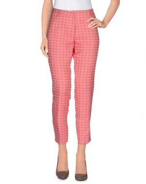 Повседневные брюки TRĒS CHIC S.A.R.T.O.R.I.A.L. Цвет: розовый