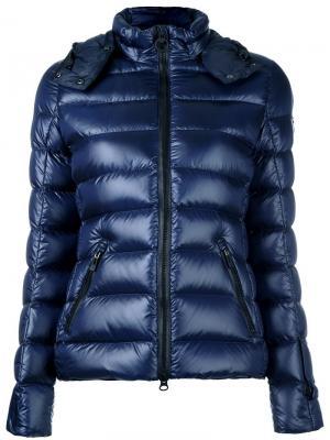 Куртка Carolina Rossignol. Цвет: синий