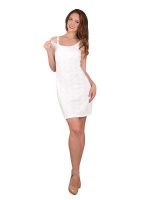 Сорочка послеродовая MamaLine. Цвет: белый