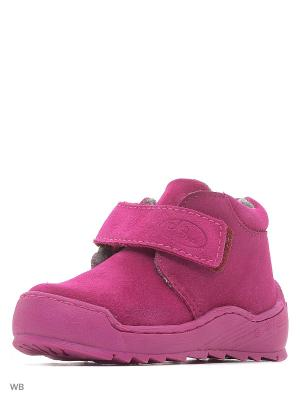 Ботинки ФОМА. Цвет: фуксия