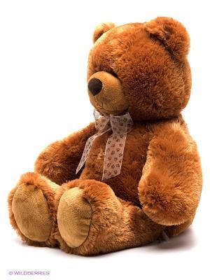 Мягкая игрушка Медведь Aurora. Цвет: светло-коричневый