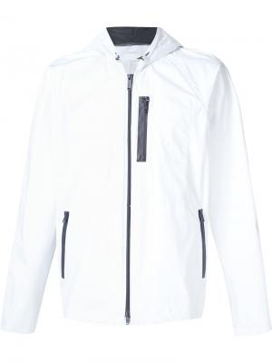 Oxygen hooded jacket Ovadia & Sons. Цвет: белый