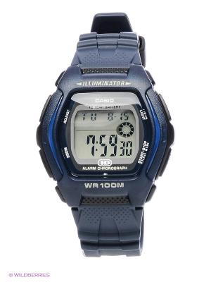 Часы Casio HDD-600C-2A. Цвет: темно-синий