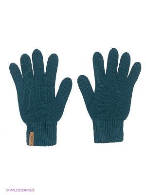 Перчатки NORTON. Цвет: зеленый
