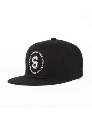 Бейсболка SKILLS 05. Цвет: черный