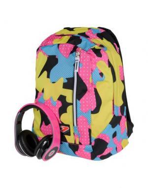 Рюкзаки и сумки на пояс SEVEN. Цвет: светло-фиолетовый
