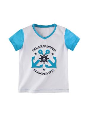 Комплект одежды Наша Мама. Цвет: голубой
