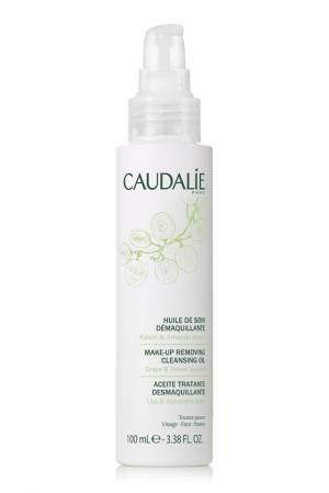Масло для снятия макияжа Make-up Remover Cleansing Oil 100ml Caudalie. Цвет: multicolor