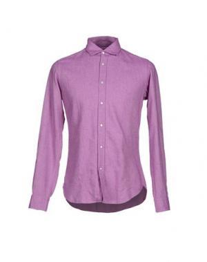 Pубашка MASTAI FERRETTI. Цвет: пурпурный