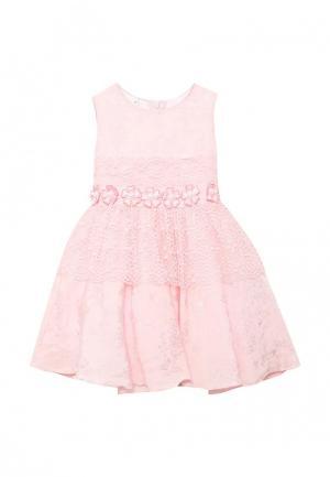 Платье Fleur de Vie. Цвет: розовый