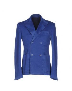 Пиджак HARRY & SONS. Цвет: синий
