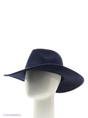 Шляпа To be Queen. Цвет: синий