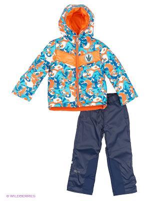 Комплект одежды BOOM. Цвет: оранжевый