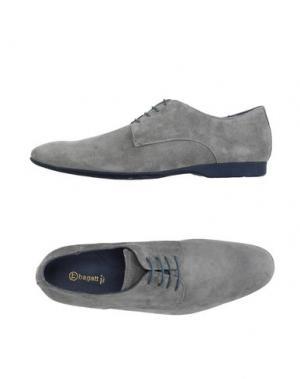 Обувь на шнурках BAGATT. Цвет: серый