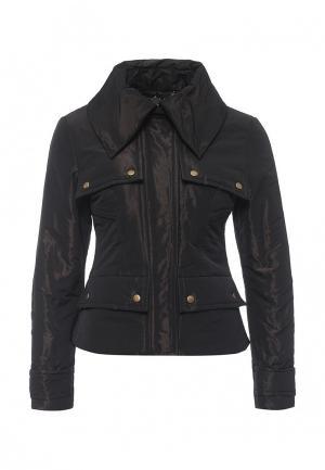 Куртка утепленная Levall. Цвет: черный