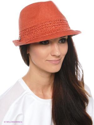 Шляпа SEEBERGER. Цвет: коралловый