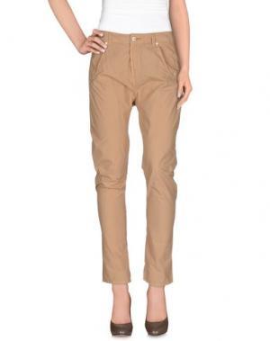 Повседневные брюки DORALICE. Цвет: бежевый