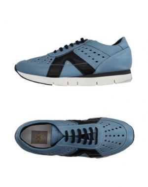 Низкие кеды и кроссовки O.X.S.. Цвет: грифельно-синий