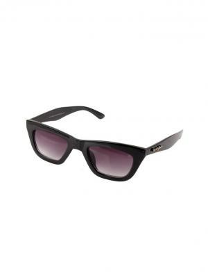 Солнцезащитные очки Funky Fish. Цвет: черный