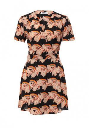 Платье Sonia by Rykiel. Цвет: разноцветный