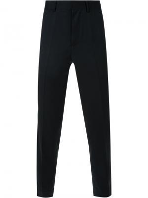 Классические брюки Consistence. Цвет: чёрный
