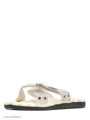Пантолеты Effa. Цвет: белый