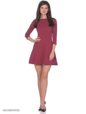 Женское трикотажное платье, рукав 3/4 SMART&FANCY