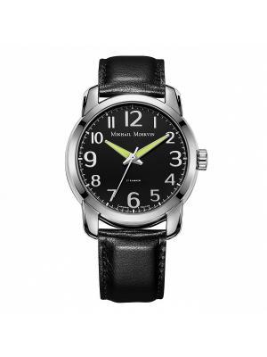 Часы Mikhail Moskvin. Цвет: черный, серебристый, бежевый