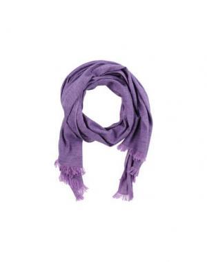 Палантин MOSAIQUE. Цвет: фиолетовый