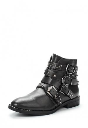 Ботинки Damerose. Цвет: серый