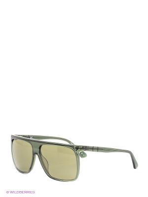 Солнцезащитные очки TM 510S 04 Opposit. Цвет: зеленый