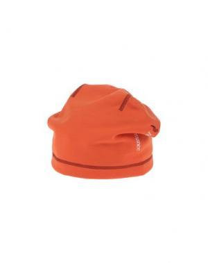 Головной убор PEAK PERFORMANCE. Цвет: оранжевый