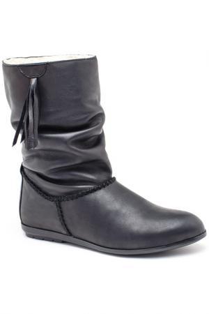 High boots Roobins. Цвет: black