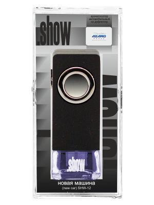 Ароматизатор в дефлектор Show Новая машина AZARD. Цвет: черный