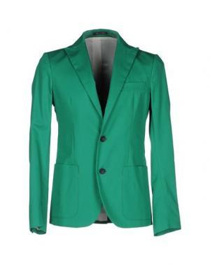 Пиджак GUYA G.. Цвет: зеленый