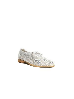 Ботинки MILANA. Цвет: белый
