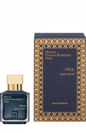Парфюмерная вода Oud Satin Mood Maison Francis Kurkdjian. Цвет: бесцветный