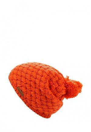 Шапка Torstai. Цвет: оранжевый