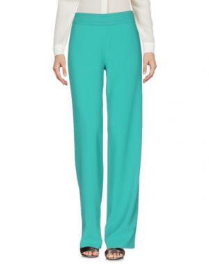 Повседневные брюки SAVE THE QUEEN. Цвет: изумрудно-зеленый
