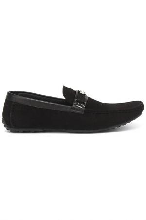 Ботинки West Club. Цвет: черный