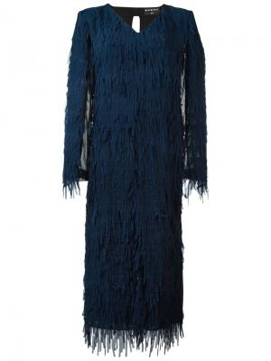 Платье Adamski Minimarket. Цвет: чёрный