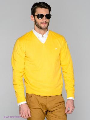 Пуловер RETIEF. Цвет: желтый