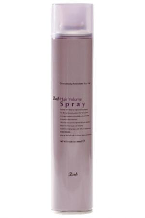 Лак для волос, 300 мл, JPS. Цвет: белый