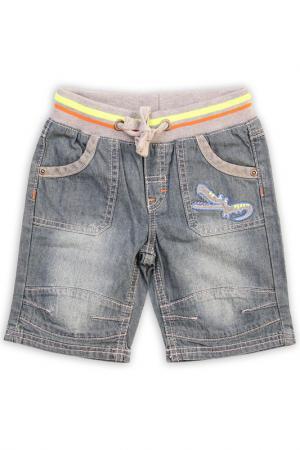 Шорты джинсовые Me&We. Цвет: голубой