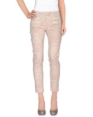 Повседневные брюки COAST WEBER & AHAUS. Цвет: телесный