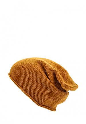 Шапка Moronero. Цвет: коричневый