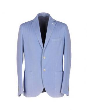 Пиджак L.B.M. 1911. Цвет: небесно-голубой