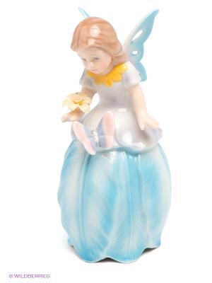 Колокольчик Сказочная Фея Pavone. Цвет: голубой, сиреневый, кремовый, желтый