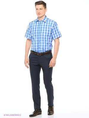 Рубашка Mr. Marten. Цвет: синий
